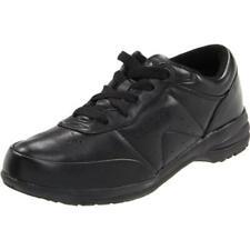 Propet Womens Washable Walker Black Walking Shoes 7 Narrow (AA,N) BHFO 5623