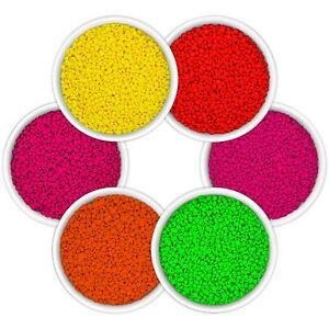 Neon Wachsfarbe / Kerzenfarbe 10 g zum Tauchen, kräftig, Made in Germany
