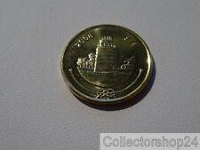 Coin / Munt  Maldives 25 Laari 2008 Unc