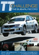 Isle of Man TT Challenge (New DVD) Mark Higgins The Subaru Record