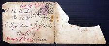 SOUTH AFRICA NATAL 1896 Mafeking RARE SEE FULL DESCRIPTION FP9518