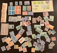 RARE CHINA PRC MINT STAMPS LOT. BLOCKS, AIRMAIL, TB, AND MORE!
