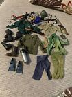Vintage Action Man Clothing And Accessories.