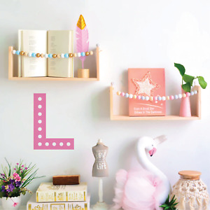 CINEMA INITIAL LETTER - Vinyl Wall Decal Stickers Bedroom Nursery Home Decor Art