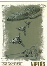 Complete Battlestar Galactica Artifex Chase Card N6