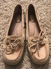 """Womens """"Sperry Top-Sider Angelfish, 9102047, Boat Shoes, Size 7"""