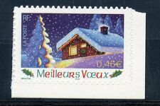 STAMP / TIMBRE FRANCE NEUF N° 3534 ** MEILLEURS VOEUX / ISSUS DE CARNET
