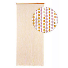 HAB & GUT Türvorhang MINI-DIAMANTEN, PINK / ORANGE, Kunststoff, 90 x 200 cm