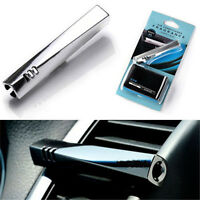 Auto Car Air Freshener Gel Perfume Clip on Vent Vehicle Truck Diffuser Fragrance