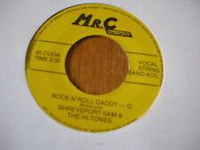 """Dance 45RPM Speed Doo Wop & 1950s Rock 'n' Roll 7"""" Singles"""