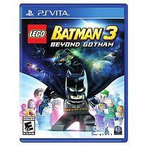 NEW LEGO Batman 3: Beyond Gotham (PlayStation Vita, 2014)