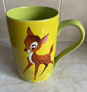 Disney Store Exclusive Bambi And Thumper Large Mug