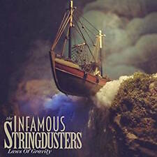 THE INFAMOUS STRINGDUSTERS CD - LAWS OF GRAVITY (2017) - NEW UNOPENED - COUNTRY