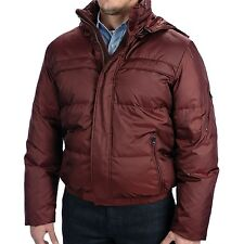 ANDREW MARC ARCTIC DOWN BOMBER JACKET NWT MENS SMALL   $300