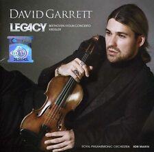 David Garrett - Legacy [New CD]