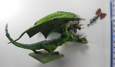 ORC WARBOSS on WYVERN Metal Orcs Orruks Army Painted Warhammer 2000s 70