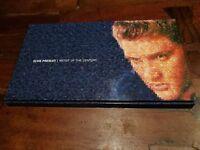 Elvis Presley - Artist of The Century Box 3x Cd + 3x Books Near Mint Conditions