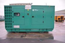 (New) Cummins 300kVA / 275kVA Silent Diesel Generator, 3 Phase,Genny, Genset