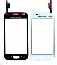 TOUCH SCREEN DISPLAY VETRO SAMSUNG GALAXY ACE 3 S7270 S7272 S7275 BIANCO