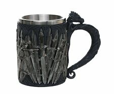 Legends of the Swords Game of Thrones Dragon Mug Tankard 13oz