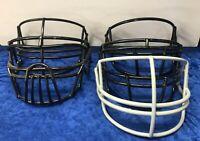 Football Helmet Facemask lot of Five (5) face mask Riddell Schutt Used Lot 1