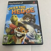 DREAMWORKS Over the Hedge GREATEST HITS (Sony PlayStation 2) PS2 GAME COMPLETE