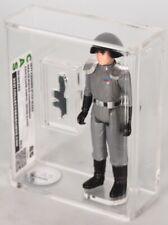 Kenner Star Wars Death Squad Commander Light Emblem HK CAS 85 loose vintage AFA