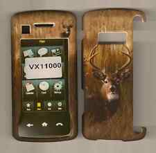 CAMO BUCK DEER RUBBERIZED COVER LG ENV TOUCH VX11000 HARD CASE SKIN