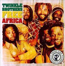 NEW Free Africa (Audio CD)