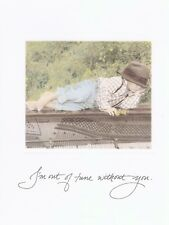 """Greeting Card - Without You - """"I'M Out Of Tune"""" by Virginia Dixon & Morgan Rae!"""