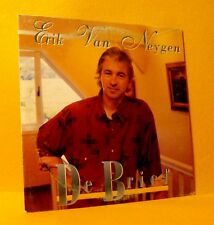 Cardsleeve single CD Erik Van Neygen De Brief 2 TR 1995 Vlaamse Pop RARE !