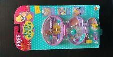 Polly Pocket Pony Parade Palamino Pony Compact