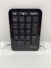 Microsoft  Wireless Number Model 1558 Replacement Keypad ONLY