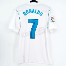 78f451f499b49 2017-18 Real Madrid Player Issue Authentic Home Shirt Ronaldo  7 Adidas  BNW