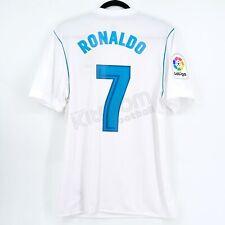2e9eebc134ffe 2017-18 Real Madrid Player Issue Authentic Home Shirt Ronaldo  7 Adidas  BNW
