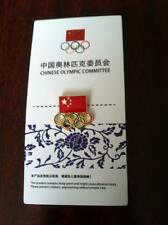 LONDON 2012 SUMMER OLYMPIC GAMES China NOC pin badge Brand New with backing card