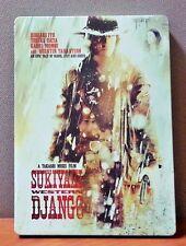 Sukiyaki Western Django (DVD in Steelcase) Bloody Benton Cover  LIKE NEW