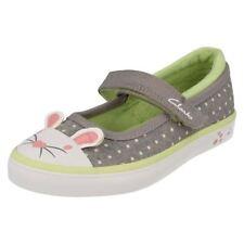 Chaussures gris pour fille de 2 à 16 ans, pointure 28