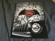 2017 Jeep Renagade Dawn Of Justice Edition Color Brochure Poster Prospekt