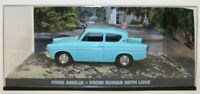 Fabbri 1/43 Scale Diecast Model - Ford Anglia - From Russia With Love