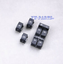 Electric Power Window Master Control Switch Set For AUDI A4 B7 S4 RS4 SEAT EXEO