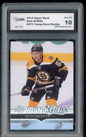 2014 Seth Griffith Upper Deck Young Guns  Rookie  Gem Mint 10 #471