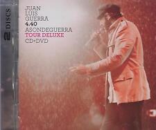 CD - Juan Luis Guerra NEW Asondeguerra Tour 1 CD & 1 DVD FAST SHIPPING !