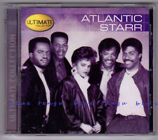 ATLANTIC STARR ULTIMATE COLLECTION Original Recording Remastered 606949065522 CD