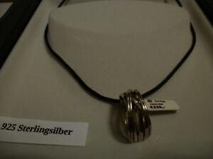 Silberanhänger Halskette 925er Sterlingsilber / NEU