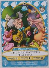 Disney Sorcerers the Magic Kingdom Card 36 The Mad Hatter's Tea Time New