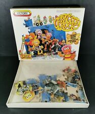 Fraggle Rock NEW SEALED Puzzle 1983 Play Jigsaw Jim Henson 30pc