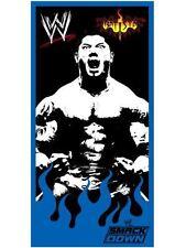 Zap WWE Smack Down Blue Batista Towel - 75x150cm - Free 1st Class Delivery