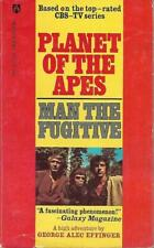 Planet of the Apes - Man the Fugitive by George Effinger (Paperback, 1974)