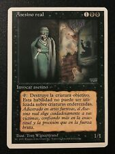 Royal Assassin (Spanish) x1. 4th Fourth Edition. NM- to LP+. Mtg.